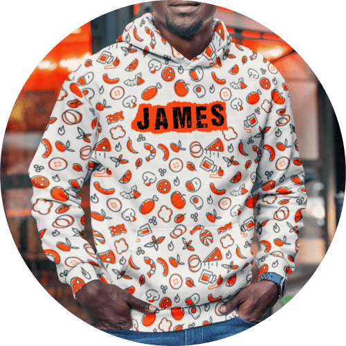 Personalized gifts for him Hoodie