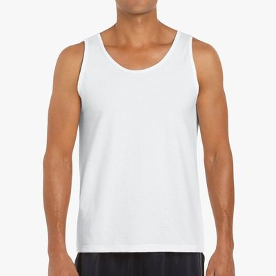 Personalized gifts for him cotton tank