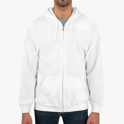 Personalized gifts for him full zip hooded sweatshirts