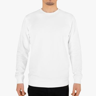 Personalized gifts for him organic sweatshirt