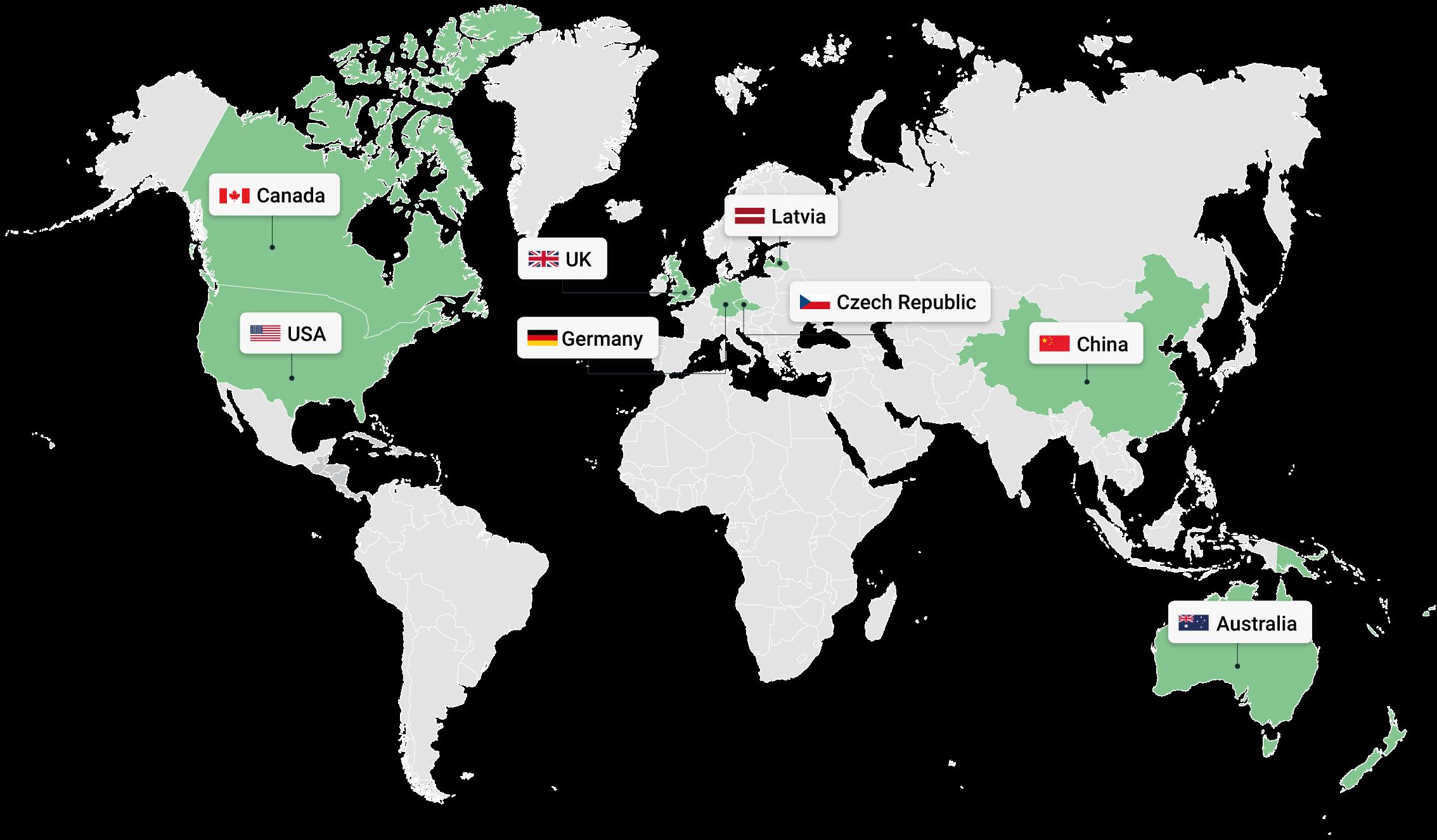 Print Provider Map Print On Demand