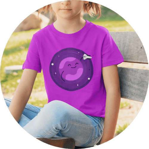 Related to kids Funny T-shirt