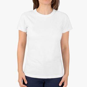 Single Jersey Womens T-shirt