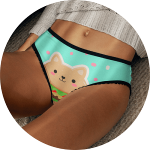 Underwear personalized gifts for her