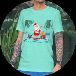 Vacation Christmas T-shirt