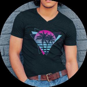 Vapowave 80s t-shirt