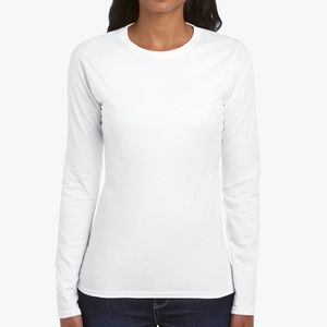 Womens Fitted Long Sleeve Tee