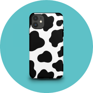 20 Print-on-Demand travel accessories for your online store - Tough phone case