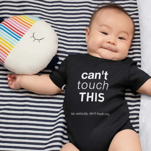 Baby Clothing Funny