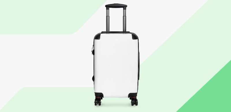 Custom Luggage Suitcases Carry On