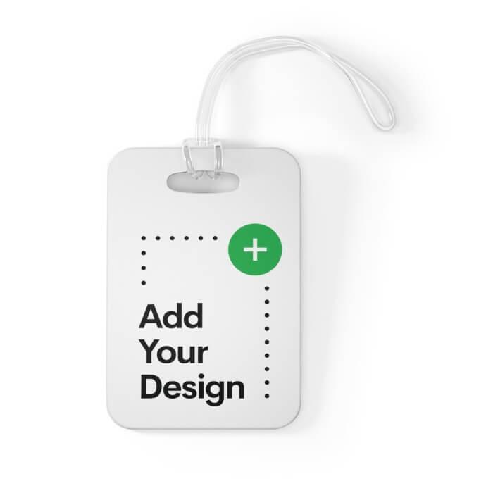 Custom Luggage Tags Your Design