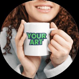 Custom Mugs Canada Your Art