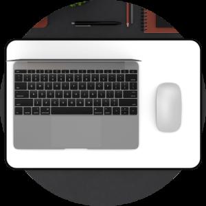 Customized Desk Mat