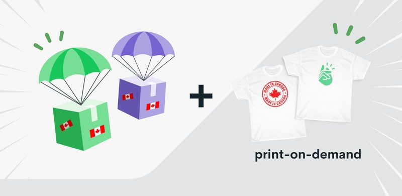 Dropshipping and print on demand