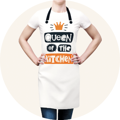 Personalized Aprons Gifts