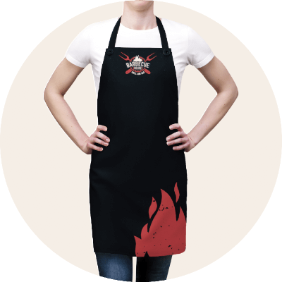 Personalized Aprons With Logo