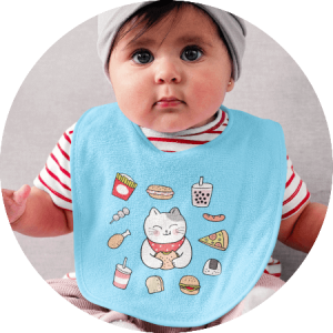 Personalized Baby Clothes Baby Bibs