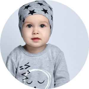 Personalized Baby Clothes Hats