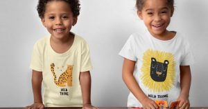 Personalized Baby Clothes Print On Demand
