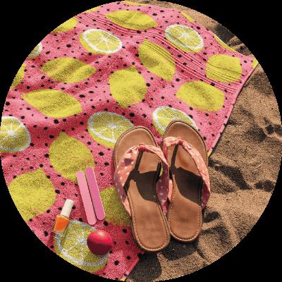 Summer Product Ideas Beach Towel
