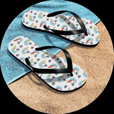 Summer Product Ideas Flip Flops