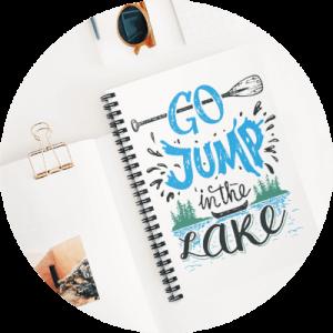 Summer Product Ideas Notebooks