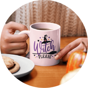 10 spooky Halloween gifts to stock your online store with - Halloween mugs