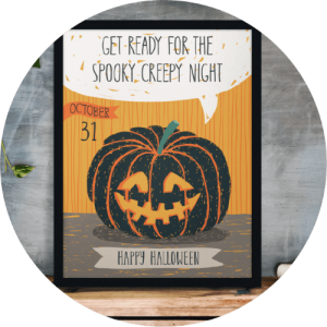 10 spooky Halloween gifts to stock your online store with - Halloween posters