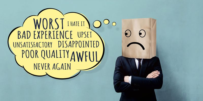 7 steps to dealing with negative customer reviews