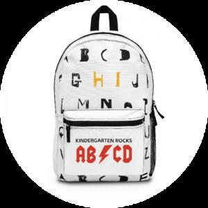 Back-to-school basics - Custom Backpack