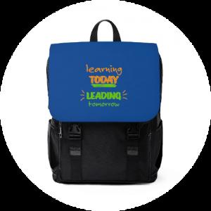 Back-to-school basics - Custom Shoulder Backpack