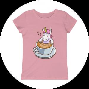 Back-to-school basics - Girls' Princess Tee