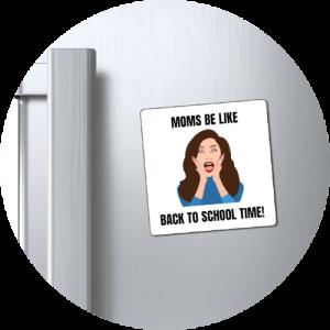 Back-to-school basics - Magnets