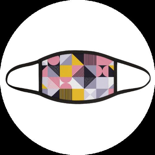 Back-to-school basics - Mixed-Fabric Face Mask