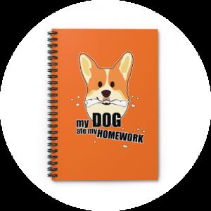 Back-to-school basics - Spiral Notebook – Ruled Line