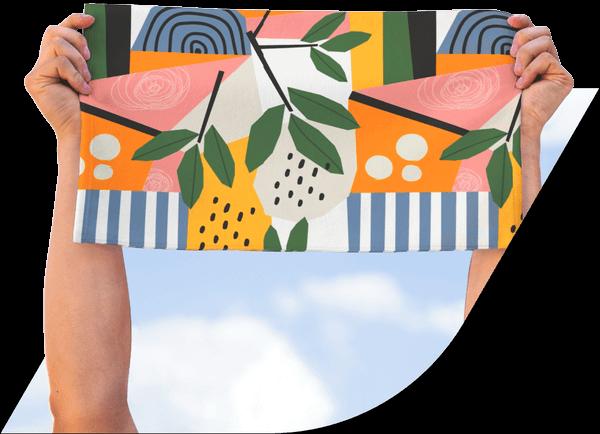 Custom Towels Main Visual