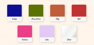 Design Lougewear - Fall 2021 color trends you want to keep an eye out for