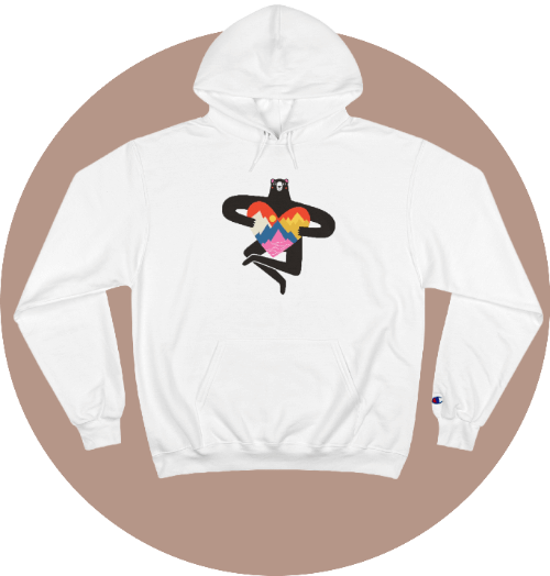 Design loungewear - Champion hoodie