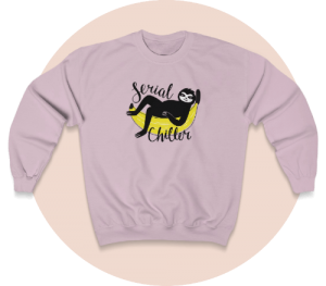 Design loungewear - Unisex crewneck sweatshirt