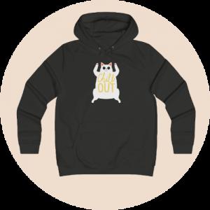 Design loungewear - Women's college hoodie