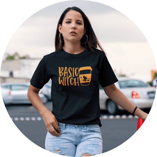 Halloween shirts for women