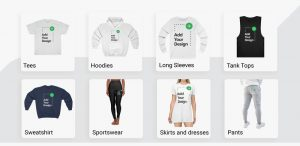 Custom clothing - 1. Choose your business model