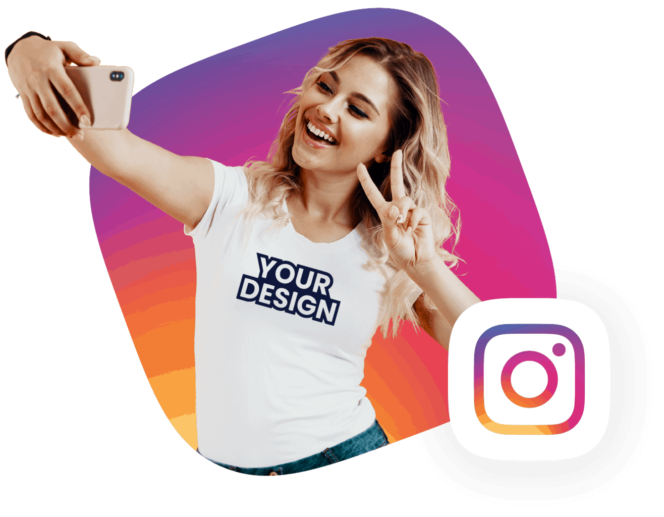 Merch Maker For Instagram and Influencers
