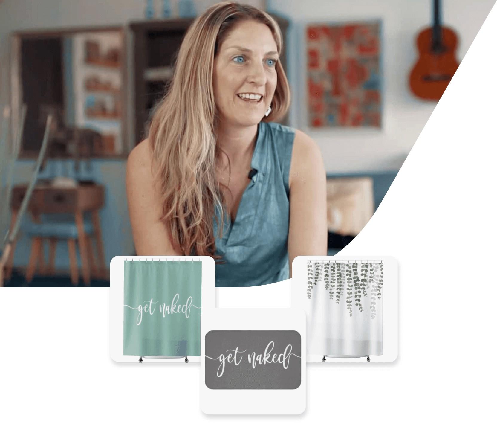 Merch Maker Success Story Liora Goren