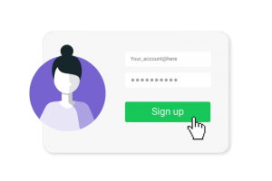 Sign up to Printify