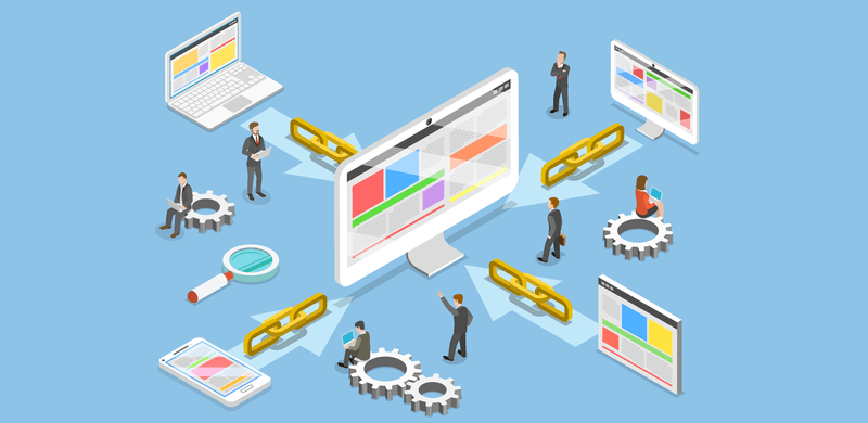 Wix SEO Tip 4 - Master the art of link building