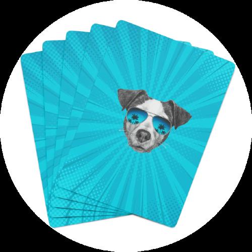 Custom Fun Playing Cards