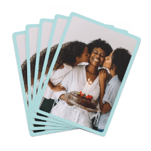 Custom Photo Playing Cards