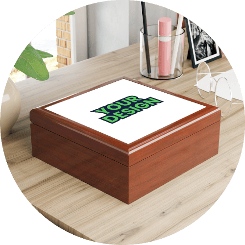 Design you own wooden jewelry box