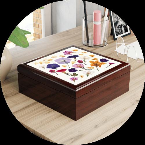 Jewelry box business with Printify